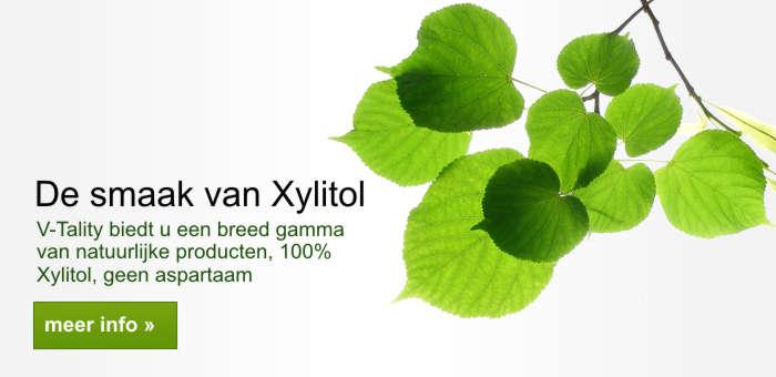 ontdek de smaak van xylitol
